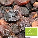 1kg unbehandelte Bio Aprikosen Soft, getrocknete Aprikosen ungeschwefelt und ungezuckert aus kontrolliert biologischem Anbau