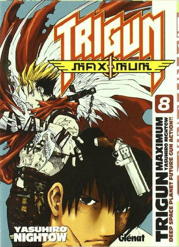 Trigun maximum 8 (Shonen Manga) por Yasuhiro Nightow