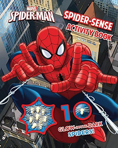 Spiderman Activity Book by Marvel (12-Dec-2014) Paperback