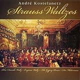 Songtexte von André Kostelanetz - Strauss Waltzes