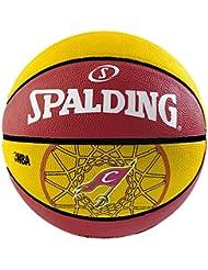 Spalding Cavaliers Basketball-Ballon Mixte