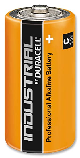 Duracell Industrial C Size Batteries Box of 10 LR14: Amazon.co.uk ...