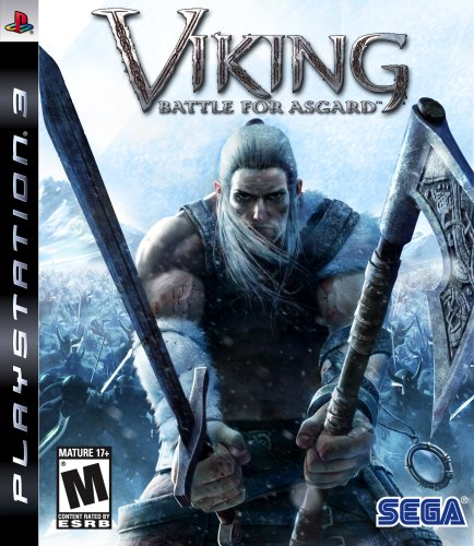 SEGA Viking - Battle For Asgard, PS3 - Juego (PS3, PlayStation 3, Acción / Aventura, M (Maduro))