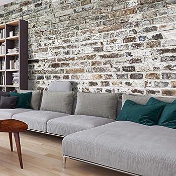 steintapete vliestapete grau creme , schöne edle tapete im ... - Wohnzimmer Design Tapeten