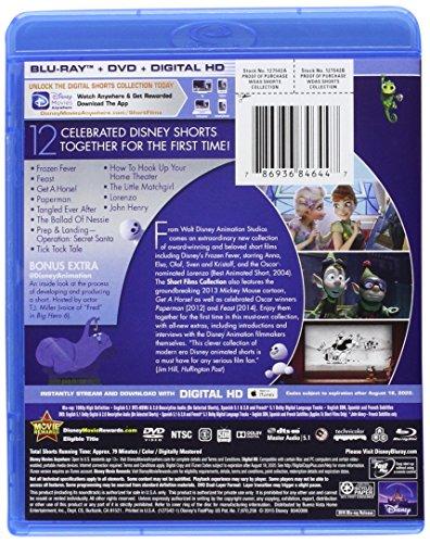 Movies Walt Disney Animation Studios Short Films Collection Blu