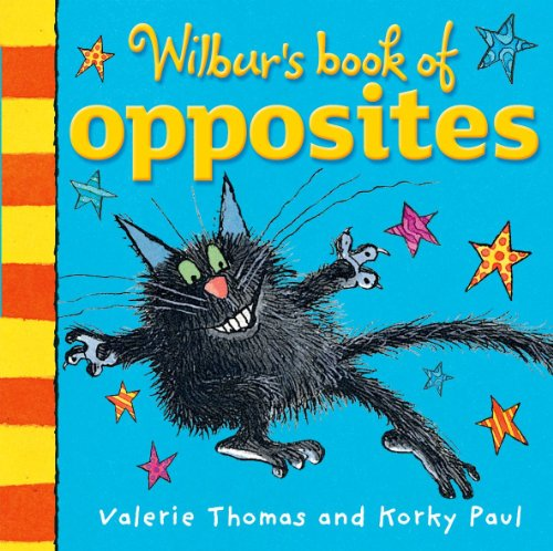 Wilbur's book of opposites.