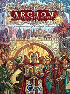 'Piagames ARP01004–Archon: Glory And Machine Nation Game