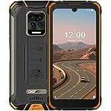 """Smartphone Robusto, DOOGEE S59 Pro Batería 10050mAh, Android 10 de 4GB + 128GB, Pantalla HD + de 5.71"""", 16MP + 8MP Cuatro cám"""