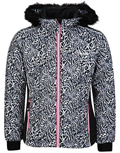 Dare 2b Kinder Muse und atmungsaktive Mädchen Ski Wasserdicht Isolierte Jacke XL Schwarz