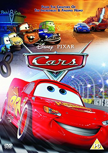 Image of Cars [DVD] (2006)