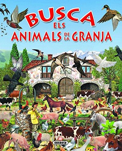 Animals De La Granja (Bus) (Busca .) por Susaeta Ediciones S A