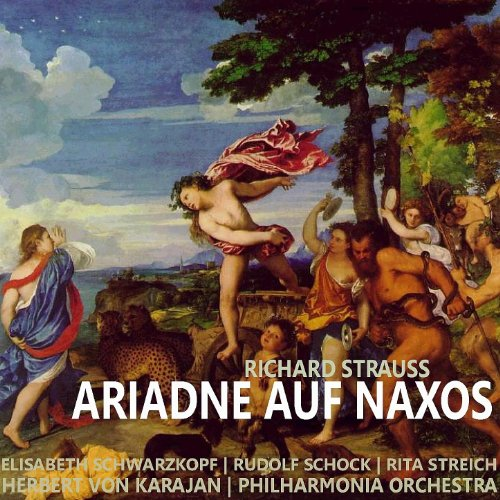 Ariadne auf Naxos: The Prologue