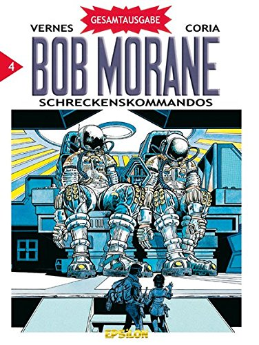 Gesamtausgabe 4 - Schreckenskommandos (Comic)