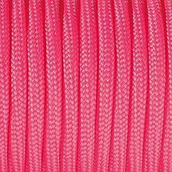 efco–Cuerda de paracaídas, Mezcla de poliéster, Fucsia, 2mm x 4m