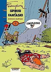 Spirou et Fantasio - L'intégrale - tome 6 - Spirou et Fantasio 6 (intégrale) Inventions maléfiques