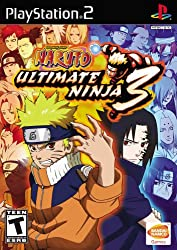 Naruto: Ultimate Ninja 3 - PlayStation 2
