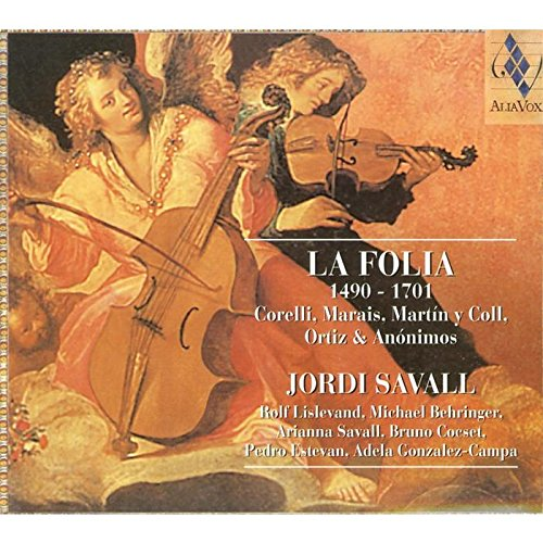 La Folia ; Jordi Savall Sacd