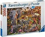 Ravensburger 17037 - Afrikanische Tierwelt - 3000 Teile Puzzle