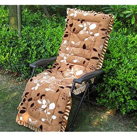 Lay Cuscino Super Imbottito Inverno peluche Mogano divano cuscino sedia cuscino mat, 3, 146cm