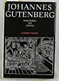 Johannes Gutenberg. Persönlichkeit und Leistung
