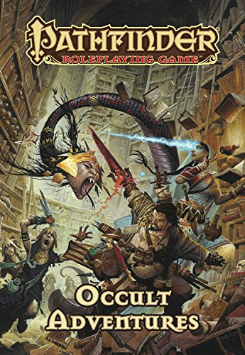 Pathfinder Roleplaying Game: Occult Adventures por Jason Bulmahn