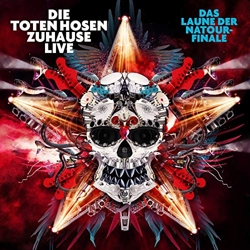 """Preisvergleich Produktbild """"Zuhause Live: Das Laune der Natour-Finale"""" plus """"Auf der Suche nach der Schnapsinsel: Live im SO36"""" (3 CD DigiPak)"""