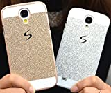 Shiney back cover for Samsung Galaxy S4 Gold - Best Reviews Guide