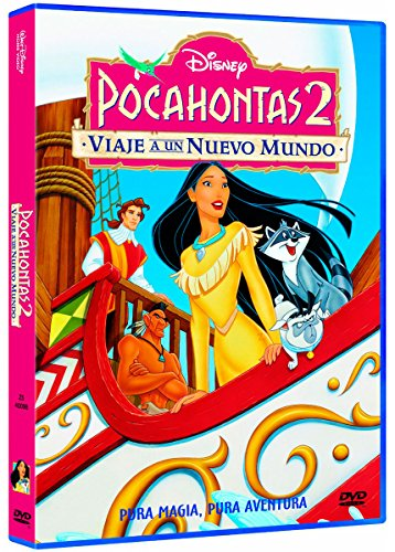 Pocahontas 2. Viaje a un nuevo mundo [DVD]