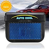 Generic Solar Power Car Window Auto Air Vent Cool Fan Cooler Ventilation System Radiator