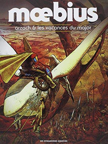 Arzach ; Les vacances du major : Coffret 2 volumes