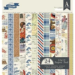 Authentique Paper EXP017 Explore 12