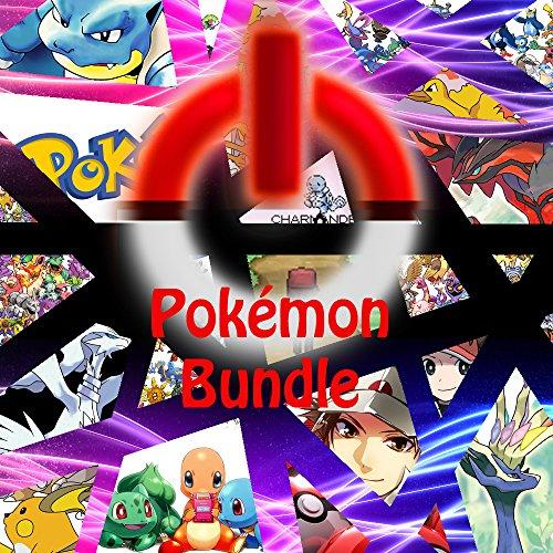 Pokemon Game Save Bundle for Nintendo DS - Black, White, Diamond, Pearl, Platinum & Heartgold