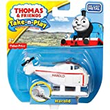 Fisher-Price - Thomas y sus amigos - Harold (Mattel)