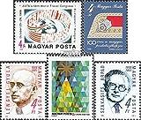 Ungarn 3983A,3989A,3993A, 3994A,4001A (kompl.Ausg.) postfrisch 1988 Sondermarken (Briefmarken für Sammler)
