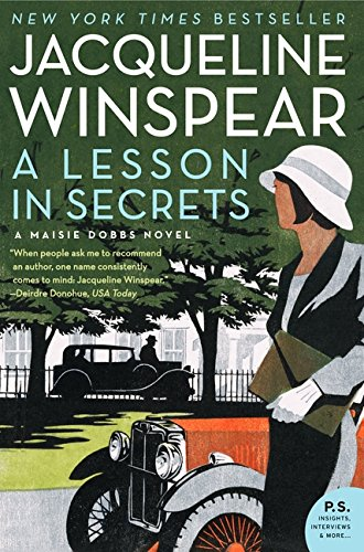 A Lesson in Secrets: A Maisie Dobbs Novel por Jacqueline Winspear