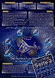 Sternzeichen Steinbock - Die Horoskop- und Charakter-Karte für Liebe, Partnerschaft, Beruf, Finanzen und Gesundheit: Die psychologische Astrologie von ... und Sternen [DIN A4 - zweiseitig, laminiert]