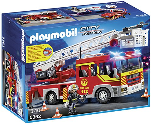 Playmobil 5362 City Action Fire Brigade Engine Ladder Unit
