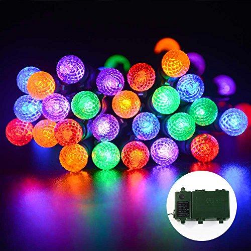 lederTEK Super brillante energia batteria luci leggiadramente