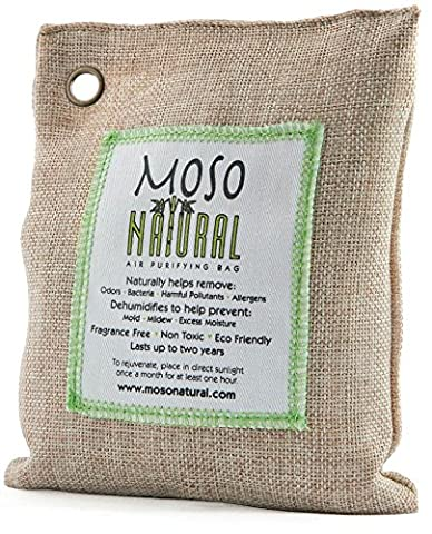 Moso Natural Air Purifying Bag, 500 g,