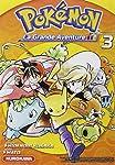 Pokémon la grande aventure Nouvelle édition Tome 3
