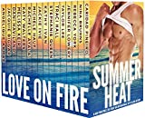 Summer Heat - Love on Fire: 16 Contemporary Romances (English Edition)