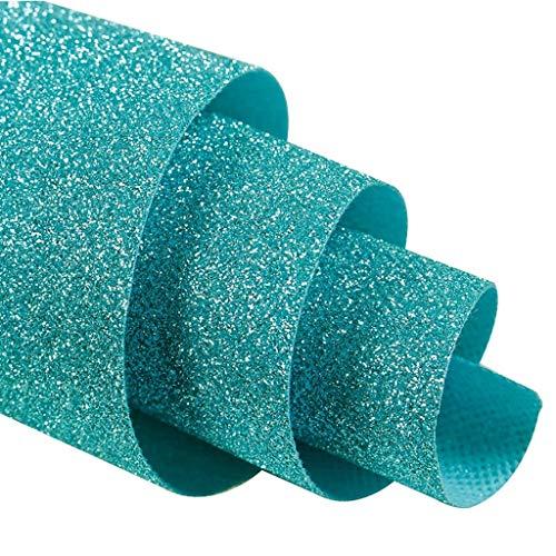 WYQ Blue Aisle Runner, Glitter personalisierte Hochzeit Gang Läufer für Hochzeiten, Partys, Galas, Outdoor Carpet Runner Indoor (Color : Blue, Size : 1.38m×10m)