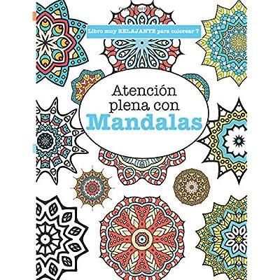 Evelyn Tzvi: Libros Para Colorear Adultos 7: Atencion Plena Con ...