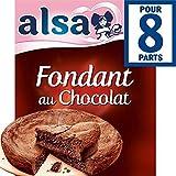 Alsa préparation le fondant au chocolat 320g Envoi Rapide Et Soignée ( Prix Par Unité )