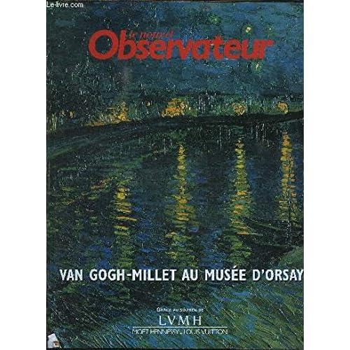 Millet, Van Gogh : Exposition, Musée d'Orsay, Paris (14 septembre 1998-3 janvier 1999)
