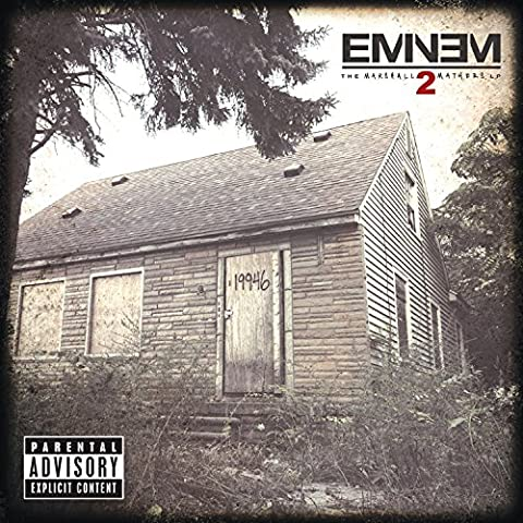 The Marshall Mathers LP 2 (Deluxe