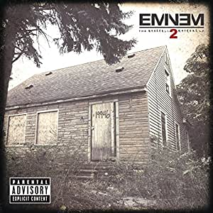 the marshall mathers lp 2 deluxe edition eminem