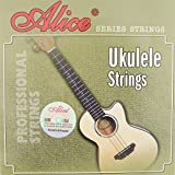 Alice - Cordes Ukulele, nylon - tuning B D F# A