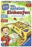 Ravensburger 24985 Wir Spielen Einkaufen Lernspiel
