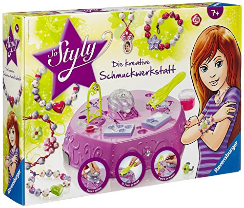 Ravensburger 18609 - So Styly-Schmuckwerkstatt